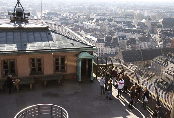 Visiter La Cathedrale De Strasbourg